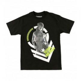 Pánské triko Metal Mulisha LIGHT SHOW - černé