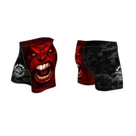 Kompresní šortky FORMMA BAD BOY RED