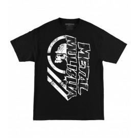 Pánské triko Metal Mulisha BURN - černé