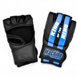 MMA rukavice Machine King Of The Ring FAST - černo/modré