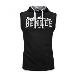 Pánské tričko s kapucí BENLEE Rocky Marciano EPPERSON - černé