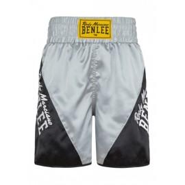 Pánské Boxerské šortky BENLEE Rocky Marciano BONAVENTURE - černo/šedé