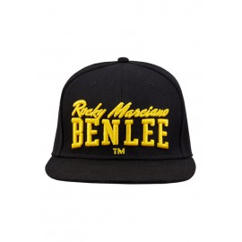 Pánská kšiltovka BENLEE Rocky Marciano MASSIMO - černá