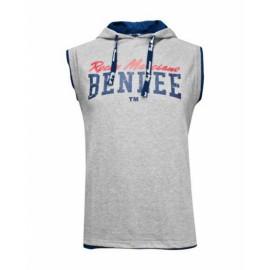 Pánské tričko s kapucí BENLEE Rocky Marciano EPPERSON - šedé