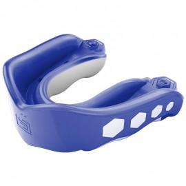 Shock Doctor GEL MAX - chránič zubů - zelený S PŘÍCHUTÍ Blue rasperry 6353A
