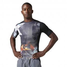 Pánské kompresní tričko Reebok ACTVCHL ELITE