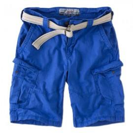 Pánské šortky Caldo modré BRUNOTTI