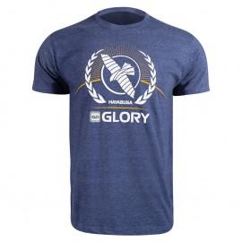 Tričko HAYABUSA Glory 2.0 - modré