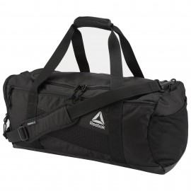 REEBOK Sportovní taška DUFFLE BAG - černá