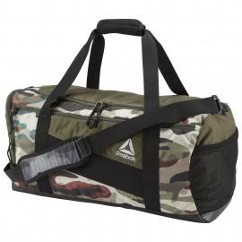 REEBOK Sportovní taška DUFFLE BAG - maskáčová