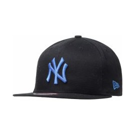 Kšiltovka NEW ERA 5950 Seabas MLB NEYYAN black royal