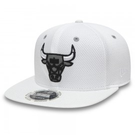 Kšiltovka New Era 950 NBA Reflective Chicago Bulls White