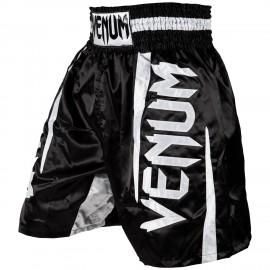 Pánské Boxerské šortky VENUM ELITE - černo/bílé
