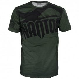 "Pánské tričko Phantom  ""EVO - Supporter 2.0"" - zeleno/černé"