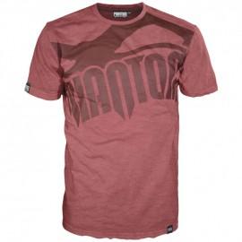 """Pánské tričko Phantom """"Supporter"""" - červené"""
