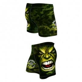 FORMMA Kompresní šortky BAD BOY - zelené