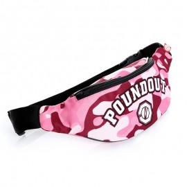 Sportovní ledvinka Poundout Pink