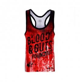 Pánské tílko POUNDOUT BLOOD & GUTS DRY EXPERT