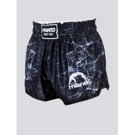 Trenýrky Manto MUAY THAI black