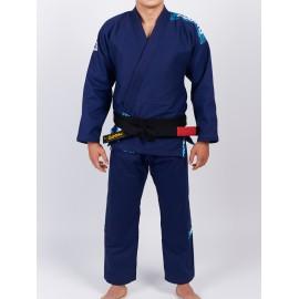 "MANTO Kimono ""CAMO"" BJJ GI - navy modré"