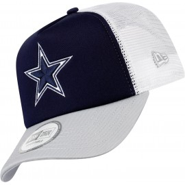Kšiltovka NEW ERA Trucker NFL Cln DALCOW blue grey