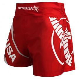 Kickbox šortky Hayabusa 2.0 - červené