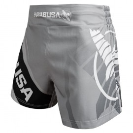 Kickbox šortky Hayabusa 2.0 - šedé