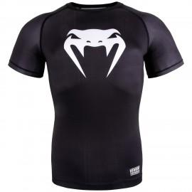Kompresní triko VENUM CONTENDER 3.0 - černo/bílý