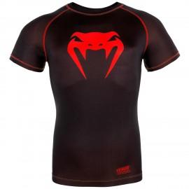 Kompresní triko VENUM CONTENDER 3.0 - černo/červený