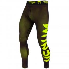 Legíny VENUM Giant - černo/NEO žluté