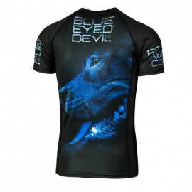 PitBull West Coast Rashguard  BED X - černý