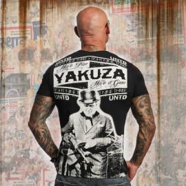 Pánské tričko YAKUZA UNTD TSB 100176 - černé