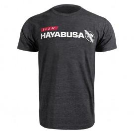 Tričko HAYABUSA Team - černé