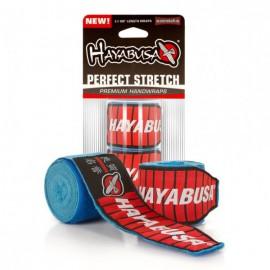 Bandáže Hayabusa Perfect Stretch - Modré
