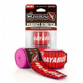 Bandáže Hayabusa Perfect Stretch - Růžové