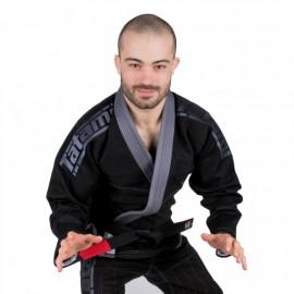 Kimono Estilo 5.0 Premier BJJ Gi - černé TRIPLE THREAT