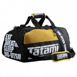 Sportovní taška Tatami JIU JITSU - žlutá