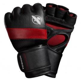 Hayabusa MMA rukavice T3 - černo/červené