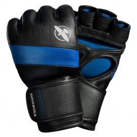 Hayabusa MMA rukavice T3 - černo/modré