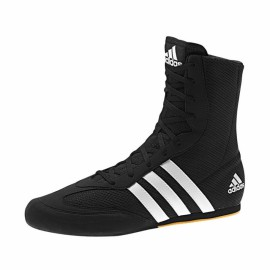 """ADIDAS Boxerské boty  """"Box Hog 2"""" - černé"""
