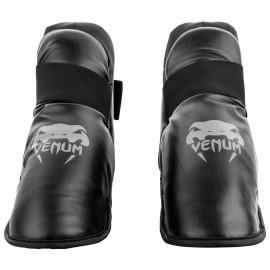 Chránič nohou VENUM Challenger - černo/šedé