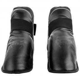 Chránič nohou VENUM Challenger - černo/černé