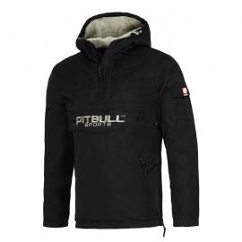 Zimní bunda PitBull West Coast  DONAX - černá