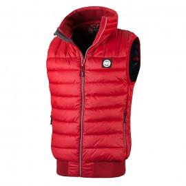 PitBull West Coast - zimní vesta GRANGER - červená