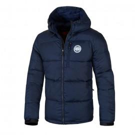 PitBull West Coast - zimní bunda EMORY - tmavě modrá