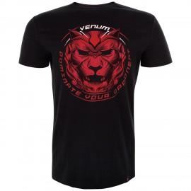 Pánské tričko VENUM BLOODY ROAR - černo/červené