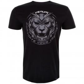 Pánské tričko VENUM BLOODY ROAR - černo/šedé