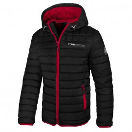 Zimní bunda PitBull West Coast Atherton černá