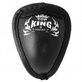 Kovový suspenzor Top King černý