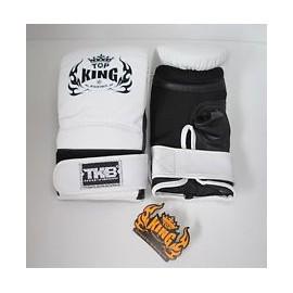 Pytlové rukavice Top King bílé